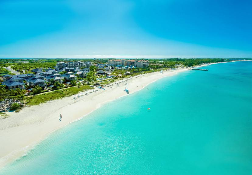 Beaches Turks and Caicos Resort Villages and Spa (Sito web)