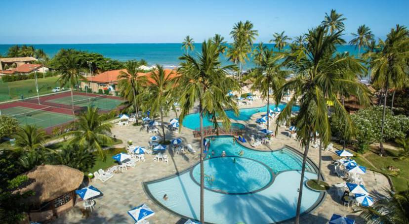 Salinas do Maragogi All Inclusive Resort (Sito web)