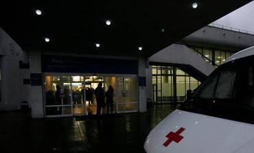 Ambulanza all'aeroporto di Rostov (SERGEI VENYAVSKY/AFP/Getty Images)