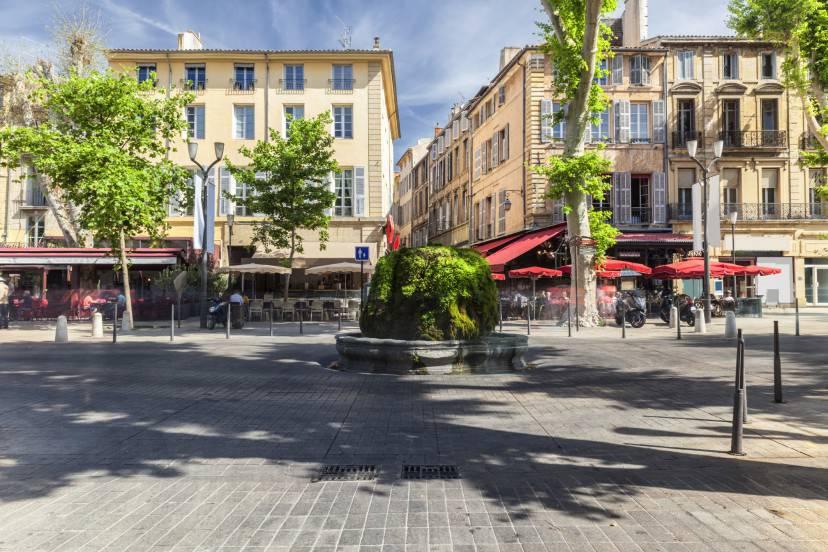 Aix en Provence (Thinkstock)