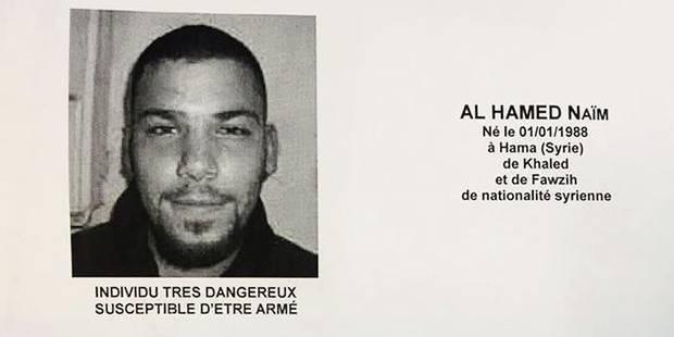 Naim Al Hamed (dal sito di La Dernière Heure)