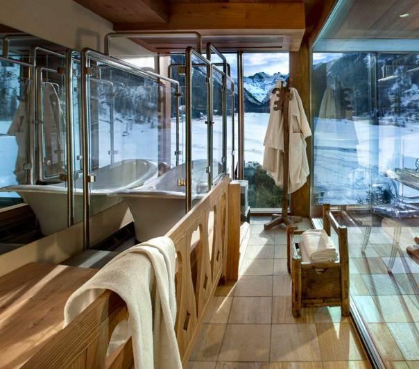 bagno panoramico