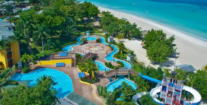 Beaches Negril Resort (Sito web)
