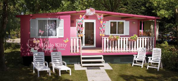 Casa di Hello Kitty, Altomincio Family Park (Sito web)