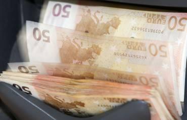 Banconote da 50 euro (AFP/Getty Images)