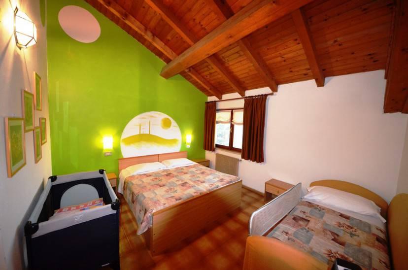 Family Hotel Primavera, Levico Terme (Foto sito web)