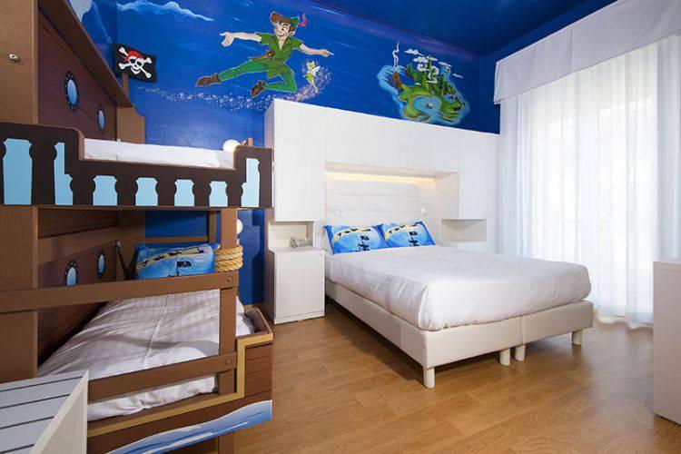 Hotel Gambrinus Mare a Cattolica (Foto sito web)