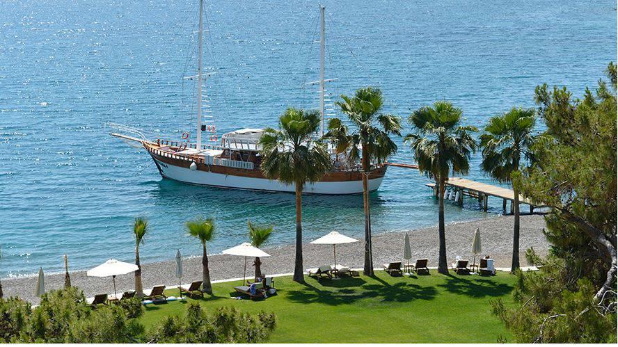 Club Med Palmiye (Sito web)