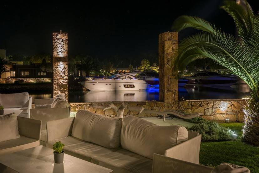 Sani Beach Club (Sito web)