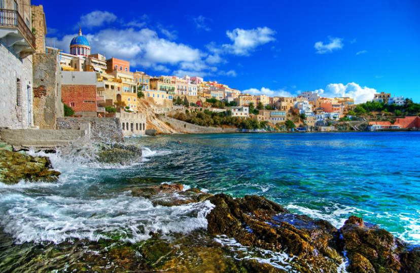 Syros, Isole Cicladi (iStock)
