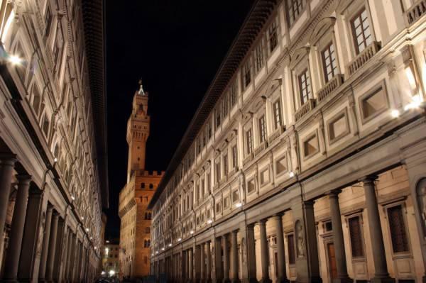 Uffizi, Firenze (iStock)