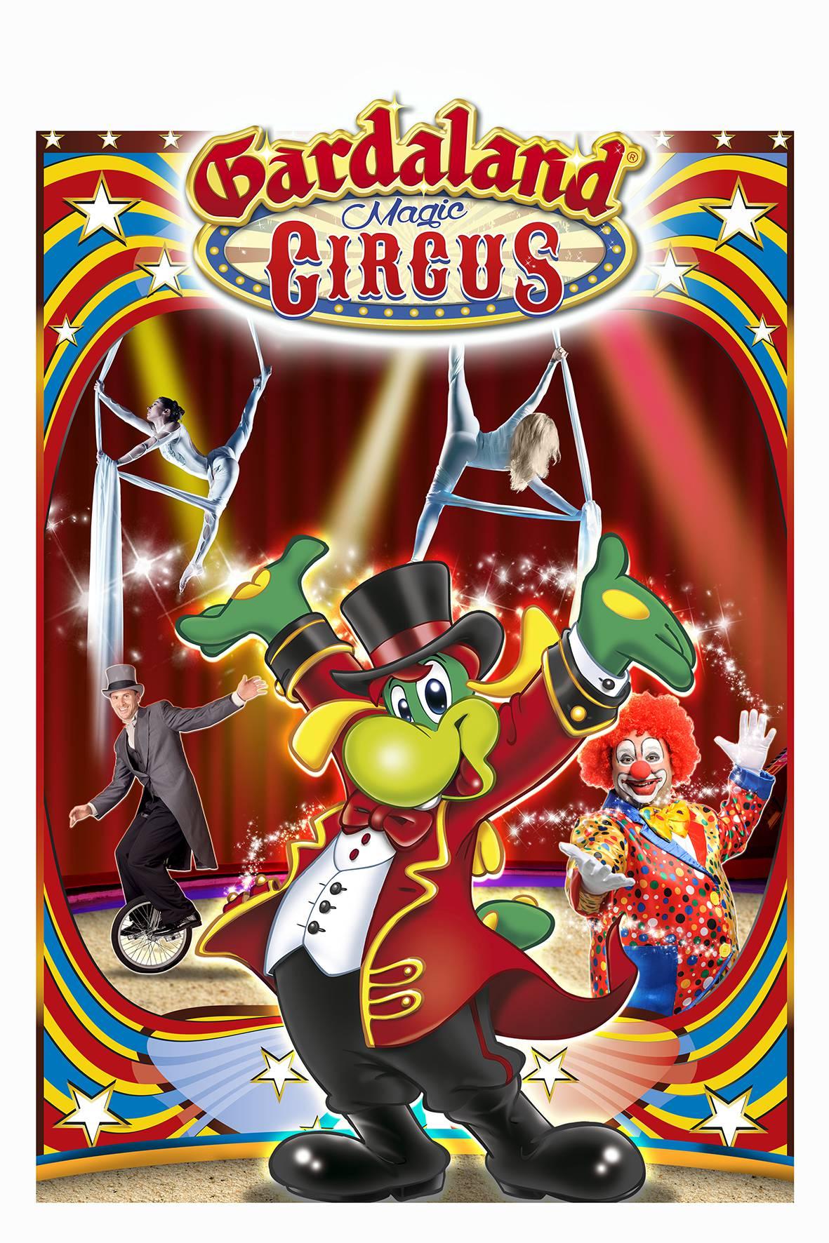 Gardaland Magic Circus