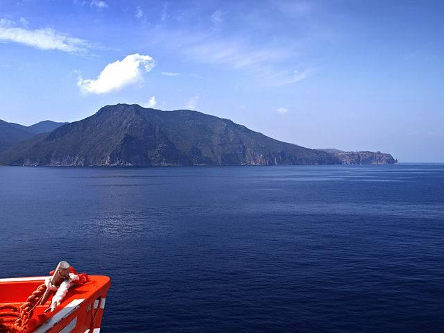 Isola di Gorgona (Di Pierre Bona. CC BY-SA 3.0, Wikicommons)