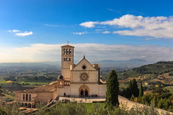 Assisi (Flavio Vallenari, iStock)