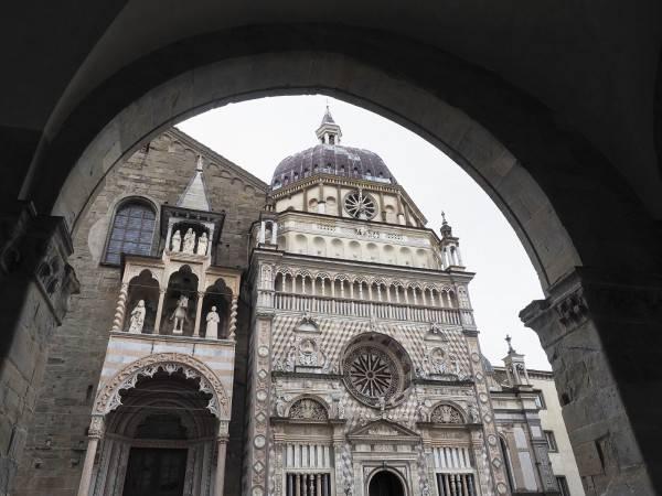 Cappella Colleoni, Bergamo Alta (iStock)