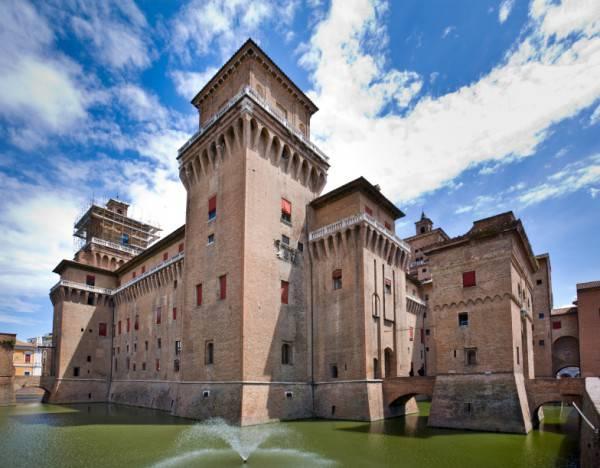 Ferrara, Castello Estense (iStock)