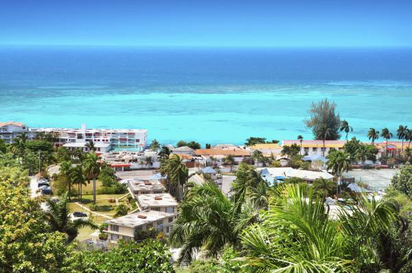 Giamaica. MOntego Bay (iStock)