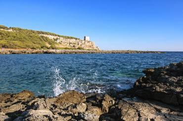 parco naturale regionale di porto selvaggio (Istock)