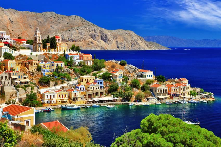 isole della grecia, le 5 più economiche
