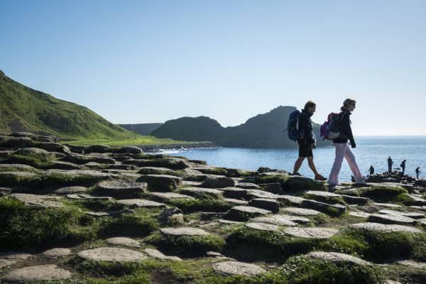 Giant's Causeway, Irlanda del Nord (Joel Carillet, iStock)
