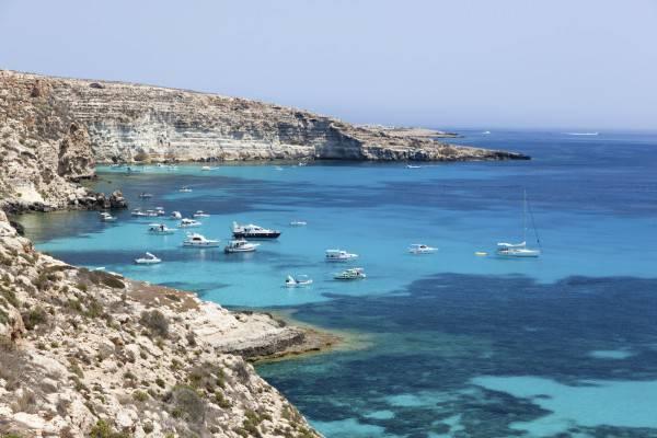 Lampedusa (iStock)