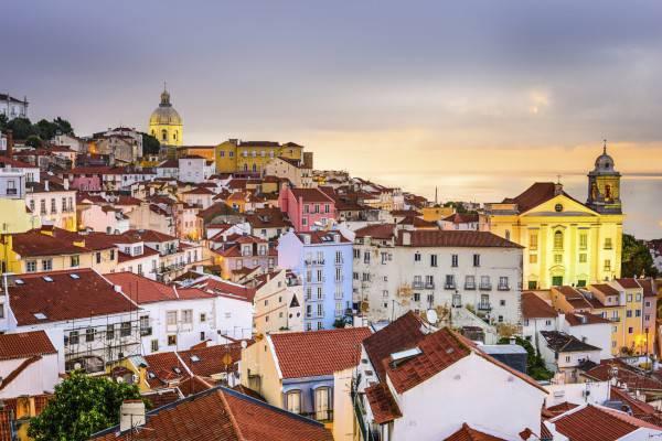 Lisbona, Alfama (iStock)