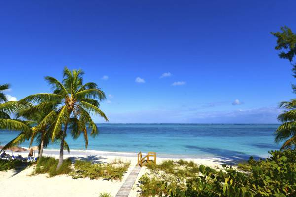Providenciales, Grace Bay (iStock)