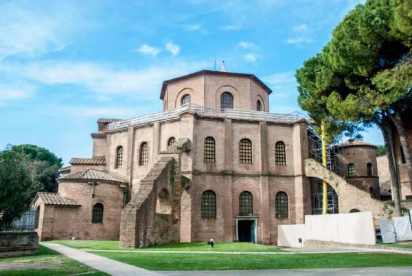 Ravenna, San Vitale (iStock)