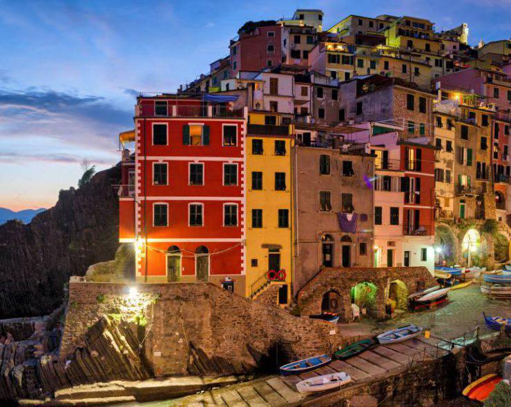 Riomaggiore, Cinque Terre (iStock)