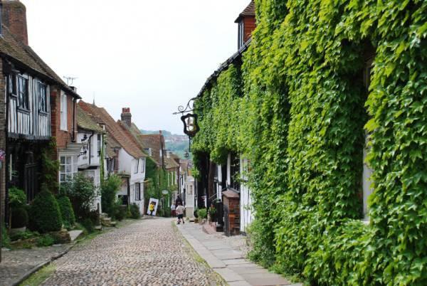 Rye, East Sussex, Regno Unito (iStock)