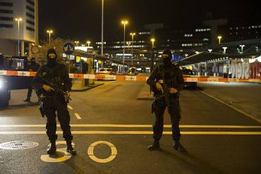 Aeroporto di Schiphol (MICHEL VAN BERGEN/AFP/Getty Images)