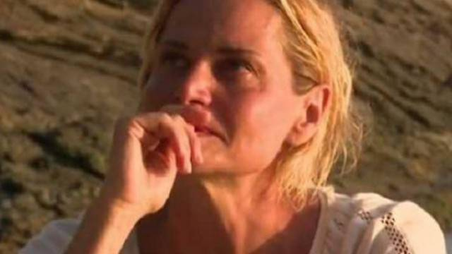 Simona Ventura, Isola dei Famosi