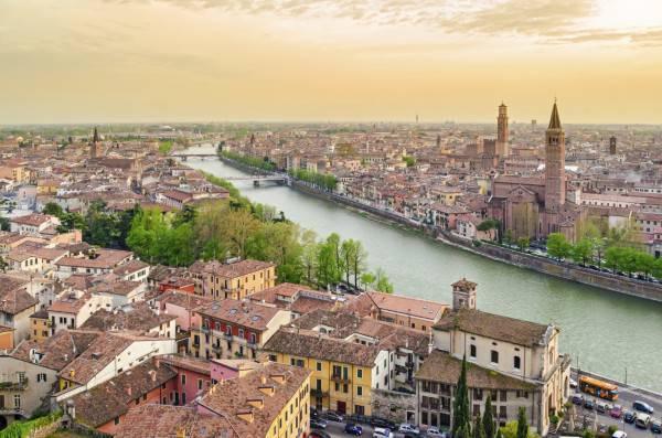 Verona ( Marco Saracco, iStock)