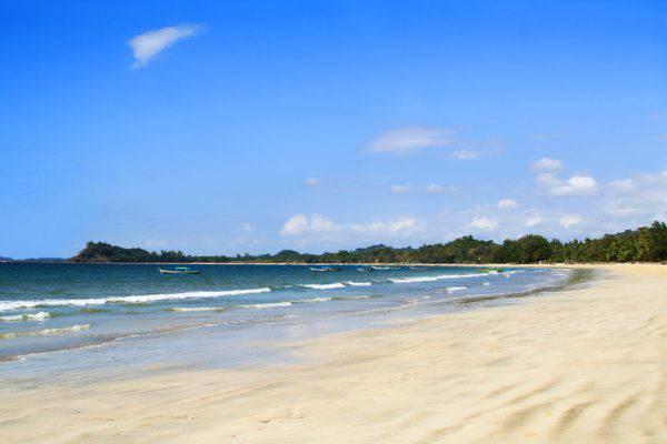 Ngapali Beach, Birmania (iStock)