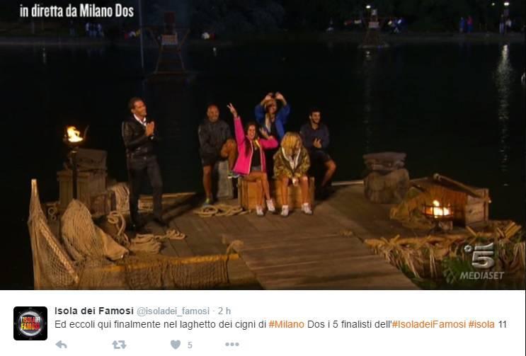 Isola dei Famosi: Paola Caruso