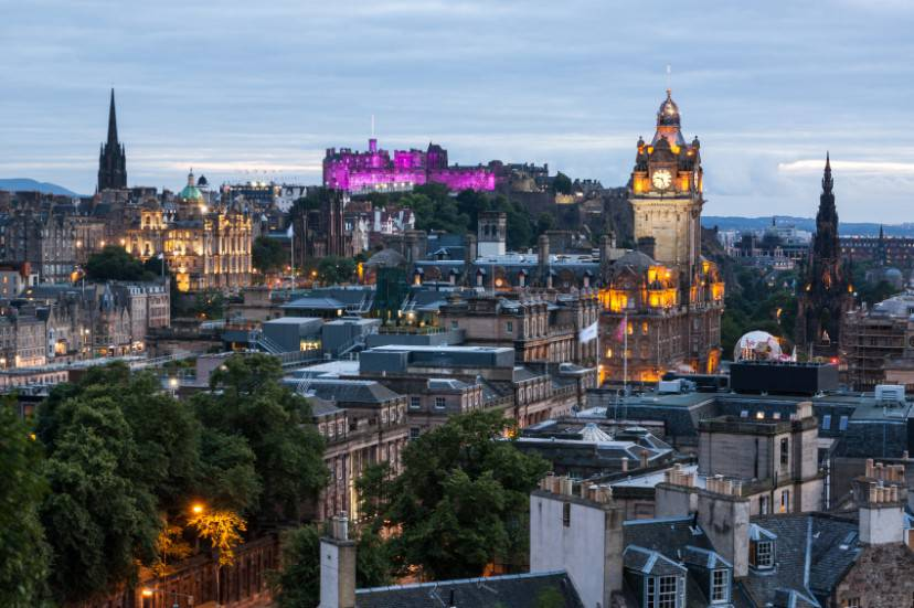 Edimburgo © Istock by Getty Images