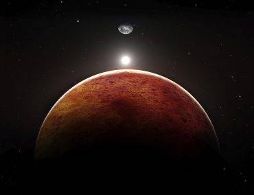 Marte (iStock)