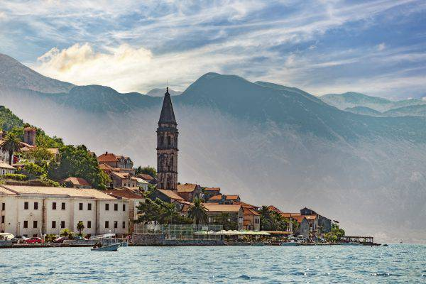 Perasto, Bocche di Cattaro, Montenegro (iStock)