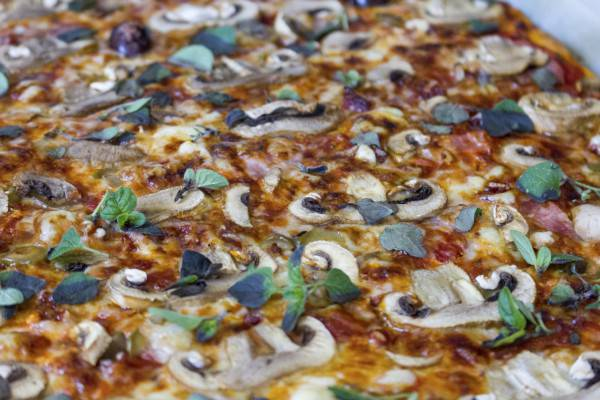Pizza (iStock)
