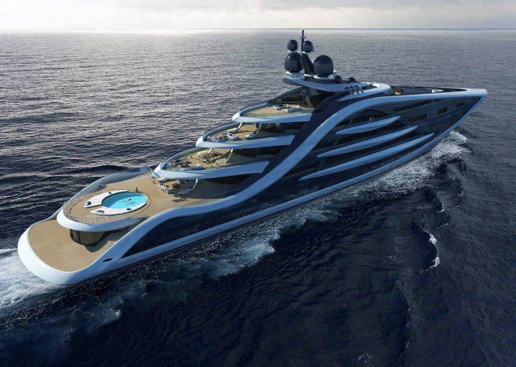yacht epiphany
