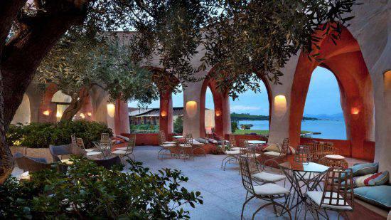 Hotel Cala di Volpe, Costa Smeralda (Sito web)