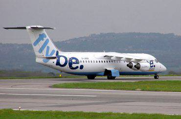 Flybe (Da Wikimedia Commons)
