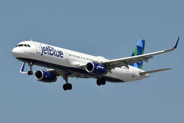 JetBlue (Eric Salard - N945JT LAX, CC BY-SA 2.0, Wikicommons)