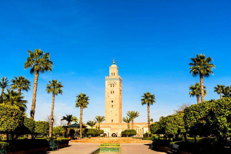 Moschea Koutobia di Marrakech (Johnny Greig iStock)