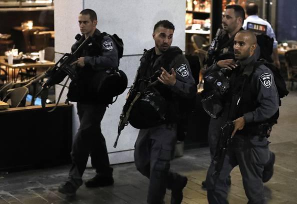 Attentato a Tel Aviv (JACK GUEZ/AFP/Getty Images)