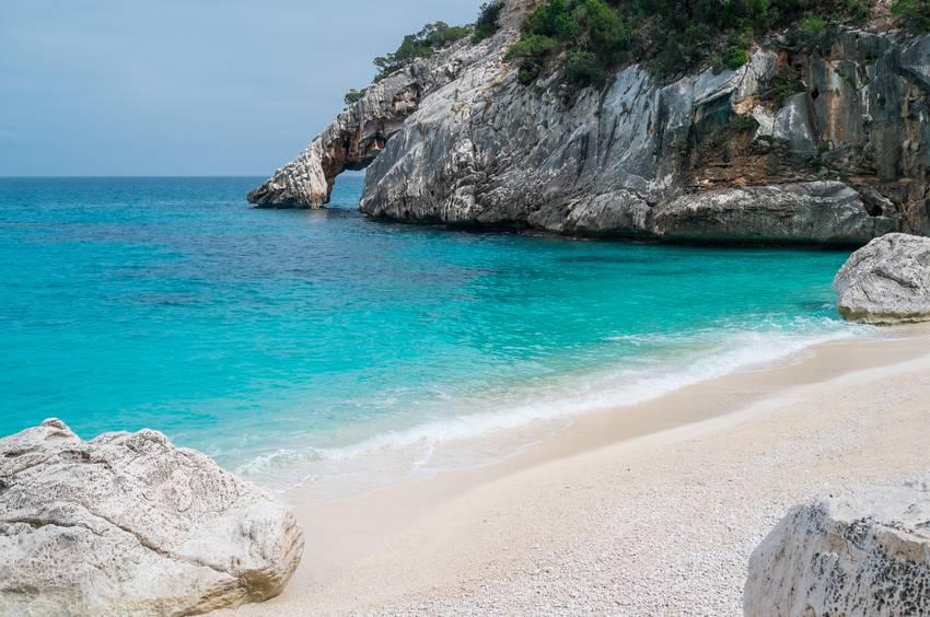 Cala goloritze, Baunei, Sardegna. Istock