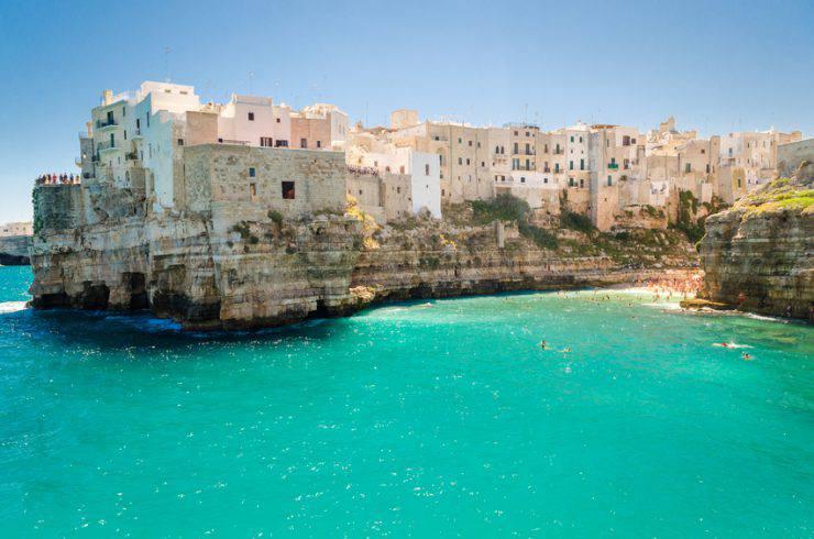 Puglia, Polignano a Mare IStock
