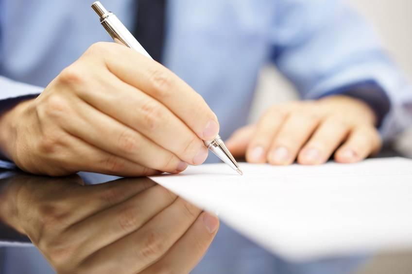 firma scrittura