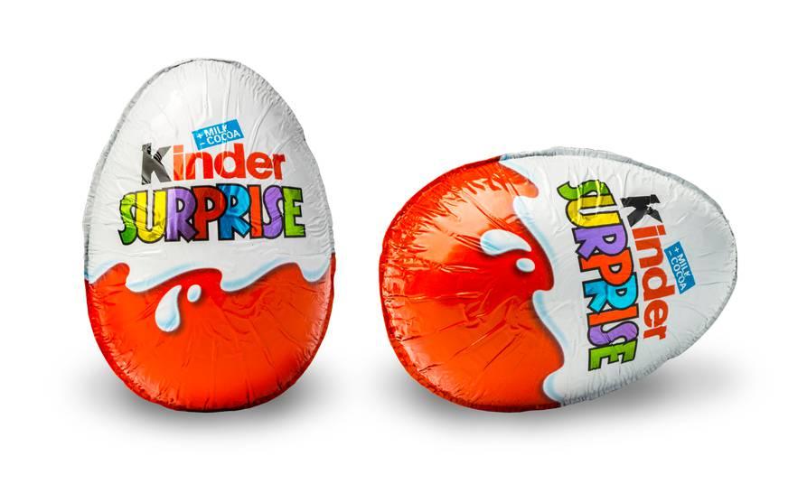 Kinder sorpresa cioccolata
