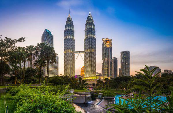Kuala Lumpur, Malesia (iStock)